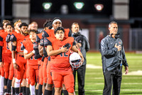 11.1.18 MacArthur vs. Flower Mound Marcus (Homecoming)